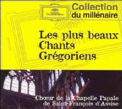 Choeur De La Chapelle De Saint Francois D'Assise - Most Beautiful Gregorian Chants