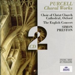 Simon Preston - Purcell: Choral Works