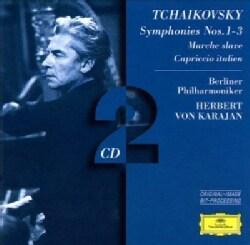 Pyotr Il'yich Tchaikovsky - Tchaikovsky: Symphonies Nos 1-3, Capriccio Italien, Marche Slave
