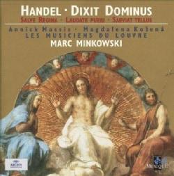 A Massis/M Minkowski - Handel:Dixit Dominus/Salve Regina