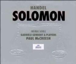 Mccreesh/Gabrieli - Handel:Solomon