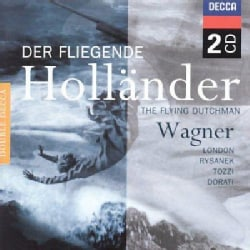 Covent Garden Orchestra of The Royal Opera House - Wagner: Flying Dutchman