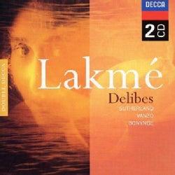 Orchestre De L'opera De Monte Carlo - Delibes: Lakme