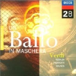 Rome Santa Cecila Academy - Verdi: Un Ballo in Maschera