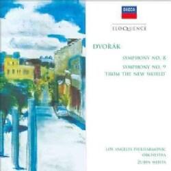 Zubin Mehta - Dvorak: Symphonies 8 & 9