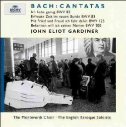 John Eliot Gardiner - Bach:Purification of Mary Cantatas