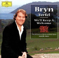 Bryn Terfel - We'll Keep a Welcome-Welsh Album