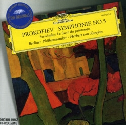 Berlin Philharmonic Orchestra - Stravinsky: Rite of Spring/Prokofiev: Symphony No 5