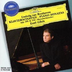Emil Gilels - Beethoven: Piano Sonatas Op 101 & 106
