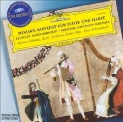 Ernst Marzendorfer - Mozart: Concerto for Flute & Harp