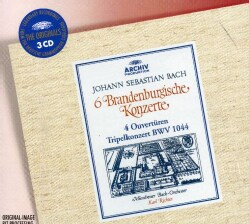 Munich Bach Orchestra - Bach: Brandenburg Concertos Nos. 1-6 BWV 1046-1051