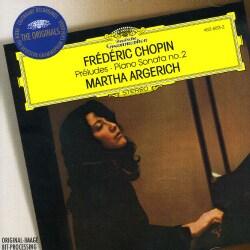Fryderyk Chopin - Chopin: 24 Preludes Op 28, 2 Preludes Op 45, Piano Sonata No 2 Op 35