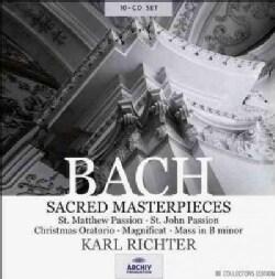 Karl Richter - Bach: Sacred Masterpieces