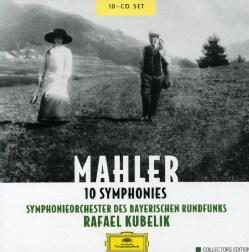 Rafael Kubelik - Mahler: Symphonies Nos 1-10