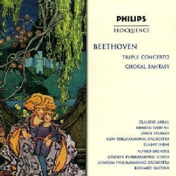 Various - Beethoven: Triple Concerto, Choral Fantasy