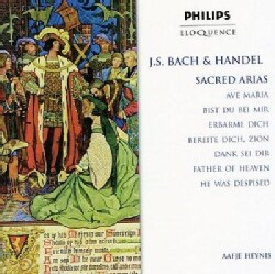Aafje Haynis - Bach: Sacred Arias