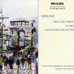 Royal Concertgebouw Orchestra - Debussy: La Mer, Nocturnes, Images