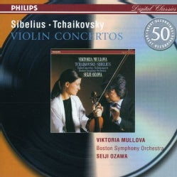 Boston Symphony Orchestra - Sibelius: Violin Concerto In D Minor