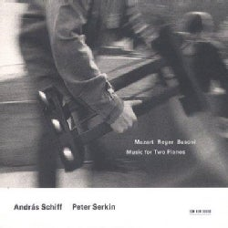 Schiff/Serkin - Mozart/Reger/Busoni:Music for 2 Piano