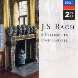 Lynn Harrell - Bach: 6 Suites for Cello