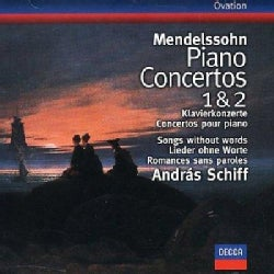 Felix Mendelssohn-Bartholdy - Mendelssohn: Piano Concertos Nos 1 & 2, 13 Songs Without Words