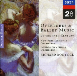 New Philharmonia Orchestra - Overtures & Ballet Music of The 19th Century