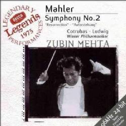 E Cotrubas/C Ludwig - Mahler:Sym. 02 Resurrection