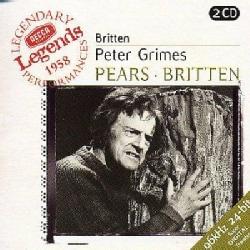 Royal Opera House - Britten: Peter Grimes