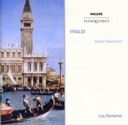 Antonio Vivaldi - Vivaldi: Guitar Concertos