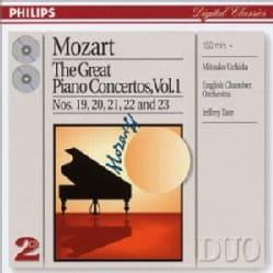English Chamber Orchestra - Mozart: Piano Concertos Nos 1, 19- 23