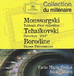 Modest Mussorgsky - Mussorgsky: Pictures At An Exhibition/Borodin: Prince Igor/Tchaikovsky: Overture