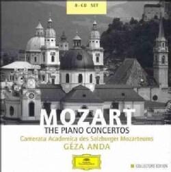 Geza Anda - Mozart:Piano Concertos