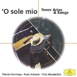 Peter Schreier - O Sole Mio: Tenor Arias & Songs