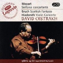 London Symphony Orchestra - Mozart: Sinfonia Concertate/Bruch: Scottish Fantasia