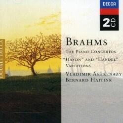 Royal Concertgebouw Orchestra - Brahms: Piano Concertos, Haydn & Handel Variations