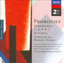 Royal Concertgebouw Orchestra - Prokofiev: Symphonies Nos 1, 5, 6 & 7, Autumnal