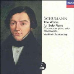 Vladimir Ashkenazy - Schumann:Works for Solo Piano