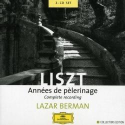 Lazar Berman - Liszt: Annes De Pelerinage