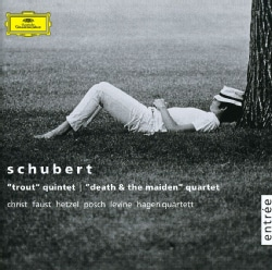 Hagen Quartett - Schubert: Piano Quintet 'Trout', Quartet 'Death and The Maiden'