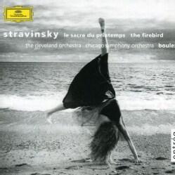 Chicago Symphony Orchestra - Stravinsky: Rite of Spring, Firebird