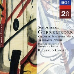 Royal Concertgebouw Orchestra - Schoenberg: Gurrelieder, Chamber Symphony No 1, Etc