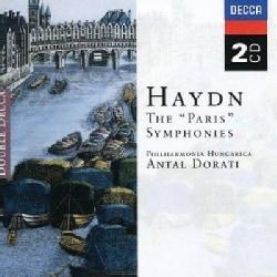Philharmonia Hungarica - Haydn: Paris Symphonies Nos 82 - 87