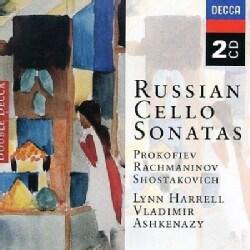 Fitzwilliam String Quartet - Russian Cello Sonatas