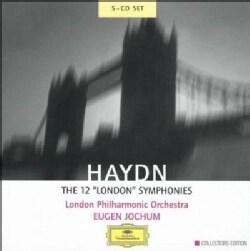 Eugen Jochum/London Philharmoic Orchestra - Haydn:The London Symphonies
