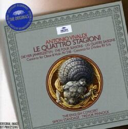 Antonio Vivaldi - Vivaldi: Four Seasons, Concerto for Oboe Violin & Orchestra, Etc.