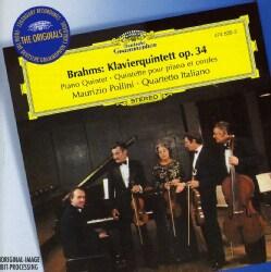 Maurizio Pollini - Brahms: Piano Quintet Op 34