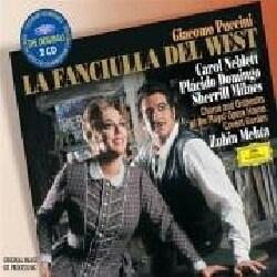 Puccini - La Fanciulla/Domingo/Mehta