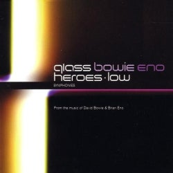 Glass/Bowie/Eno - Heroes & Low Symphonies