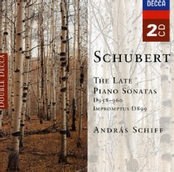 Andras Schiff - Schubert: Piano Sonatas D958, D960, D959, Impromptus D899