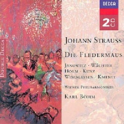 Karl Bohm - Strauss: Die Fledermaus
